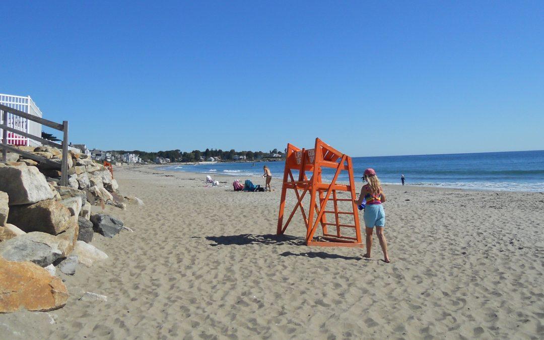 New Hampshire Volunteer Beach Profiling Program