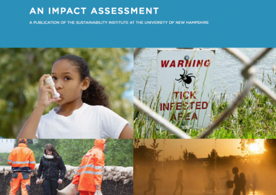 Climate Change and Human Health in NH: An Impact Assessment