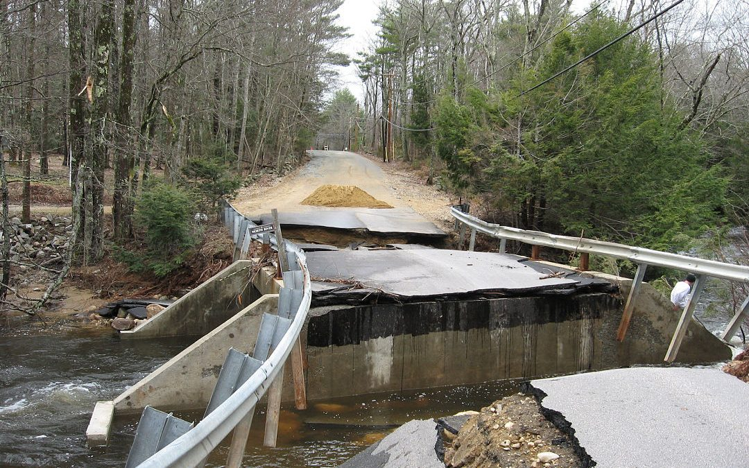 April floods