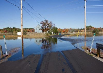 Climate Adaptation for Road Infrastructure in Coastal New Hampshire
