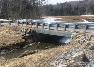 Implementing Phase I of the Lubberland Creek Culvert Restoration