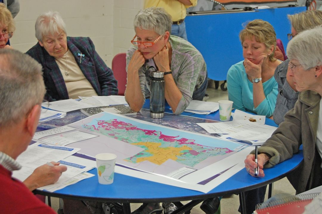 Preparing for Climate Change in Rye