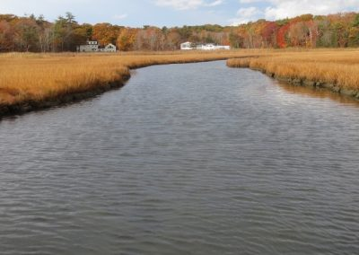 Philbrick Pond Salt Marsh Drainage Evaluation