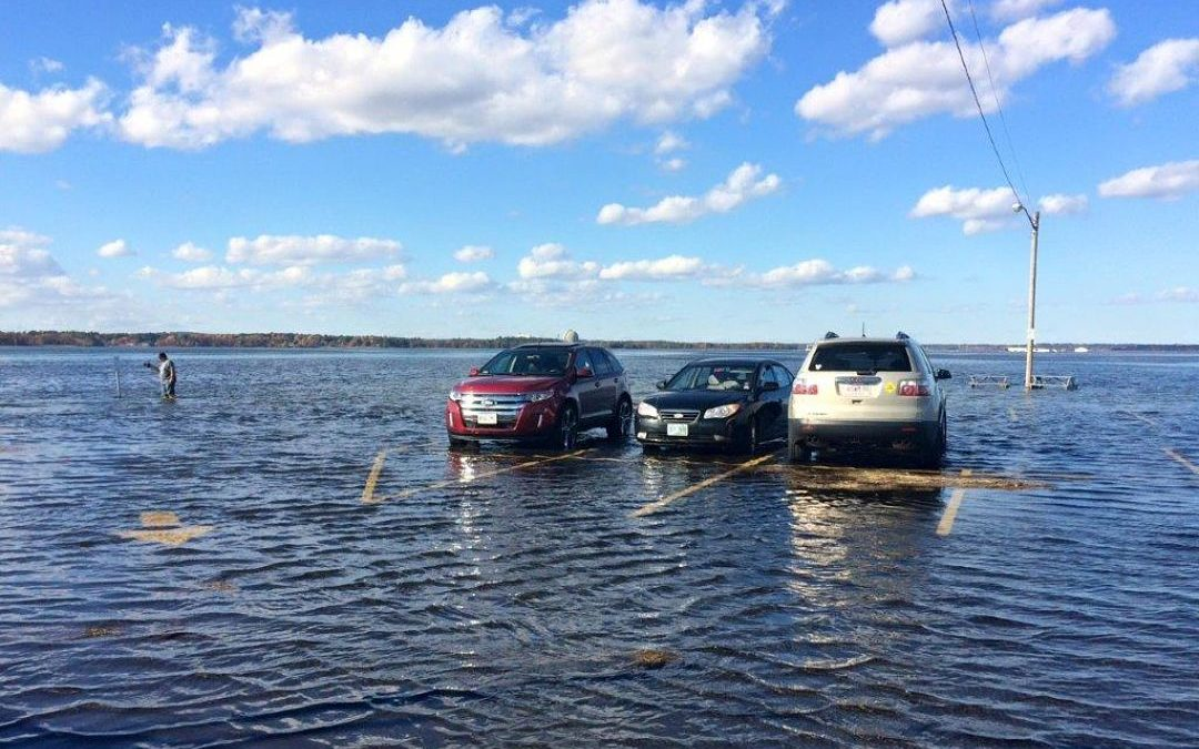 Technical Assistance to the Seabrook-Hamptons Estuaries Alliance