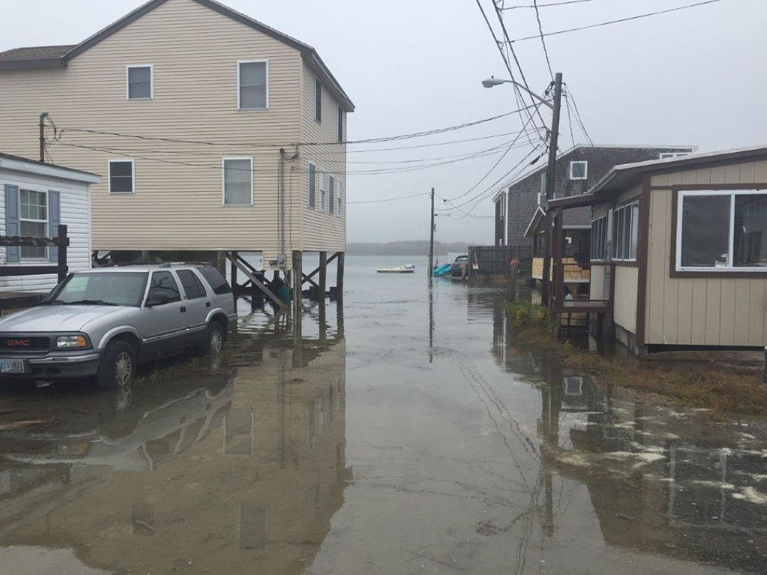 King Tide 2016 - Seabrook, NH