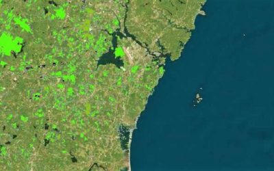 New Website & Training Resources for the New Hampshire Coastal Viewer
