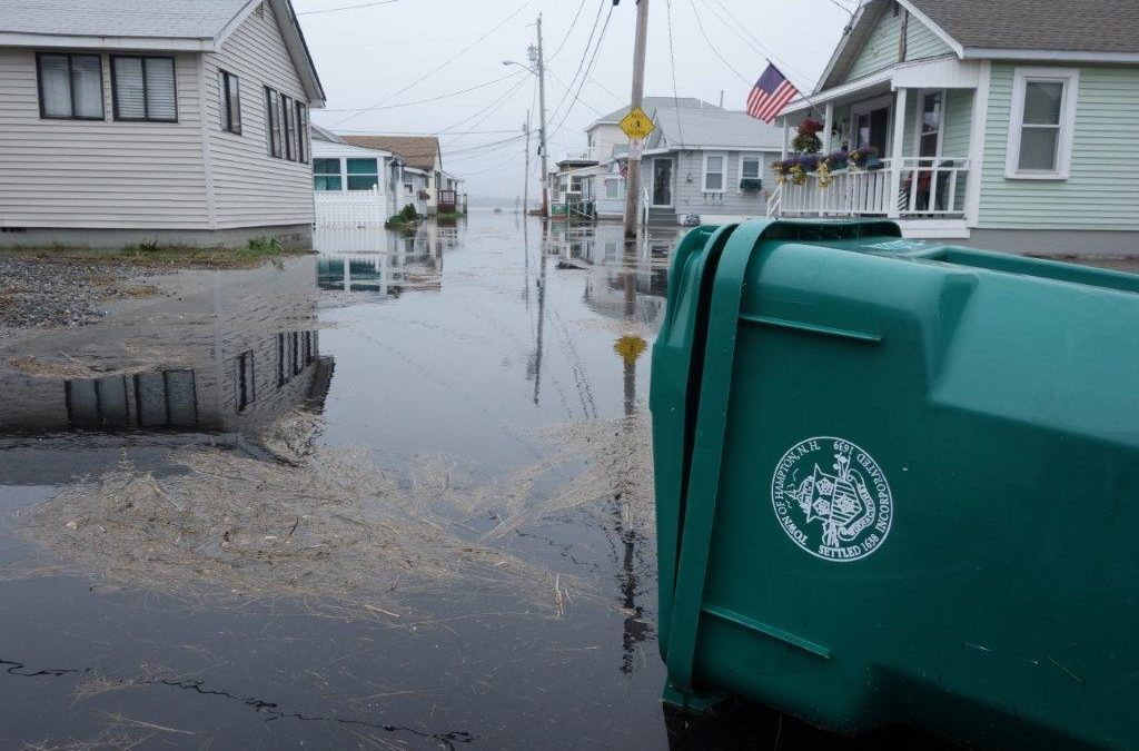 Hampton Beach Residents Work with Town to Address Neighborhood Flooding from High Tides