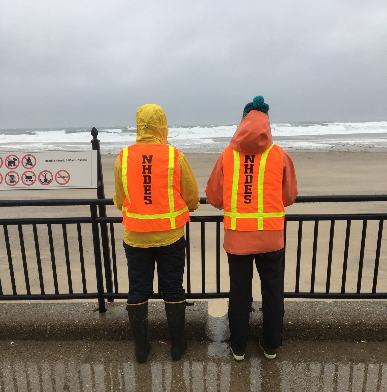 Spring Snow and Sea Level Rise Woes: Reflections on NH\'s Wacky, Wet ...