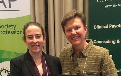 CAW co-chair Sherry Godlewski wins Regional Adaptation Leadership Award