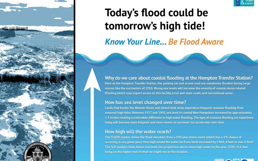 High Water Mark Initiative For Coastal Nh New Hampshire Coastal