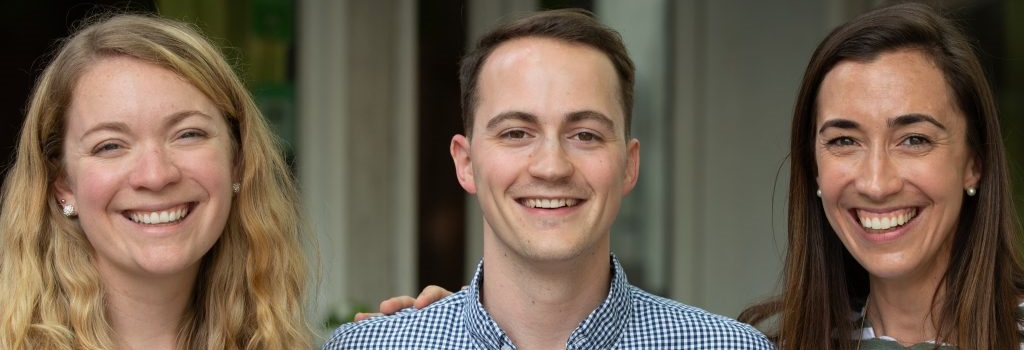 Introducing New Hampshire's New Coastal Management Fellow, Ben Sweeney