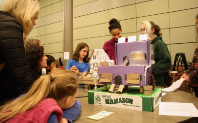 Portsmouth 6th Graders Design Resilient & Sustainable Buildings