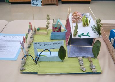 Resilient and sustainable buildings, Climate in the Classroom - Sunapee 6th grade, 2020