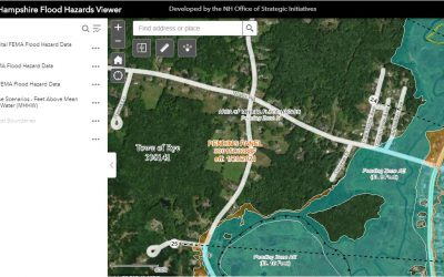 Rockingham County Coastal Flood Maps Become Effective in January 2021