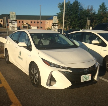 Electric vehicle purchasing information