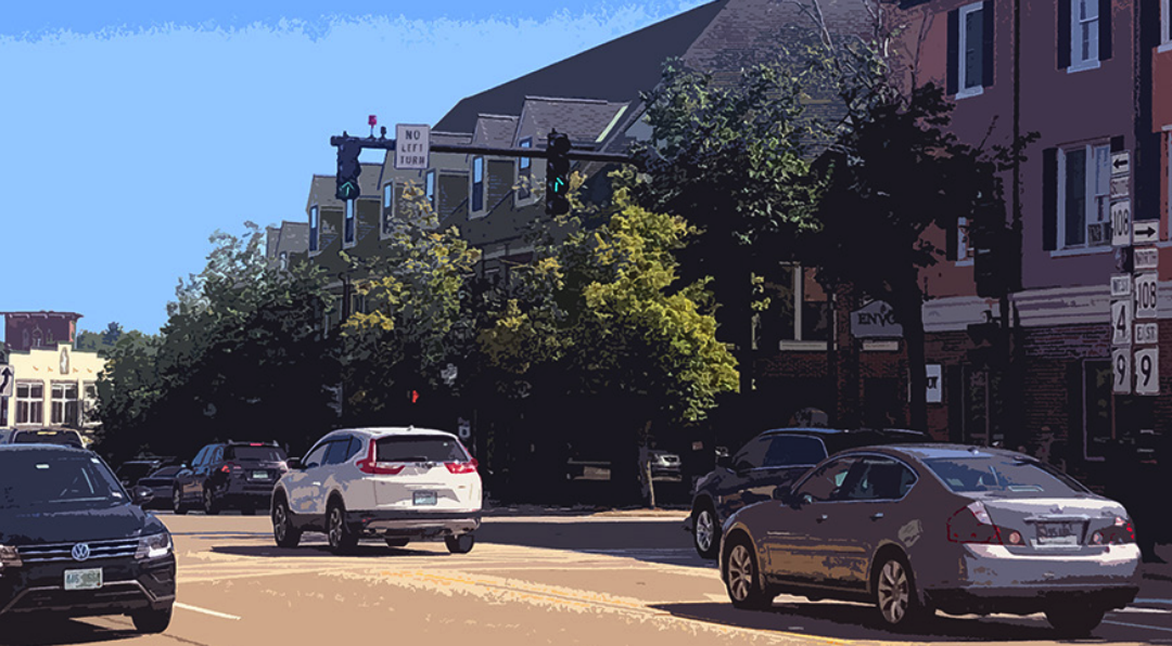 Dover's Street Tree Plan Strengthens Climate Resiliency in Downtown Core