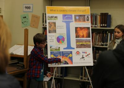 Engaging the Next Generation of Climate Champions: Growing the Climate in the Classroom School Program in Coastal NH Communities