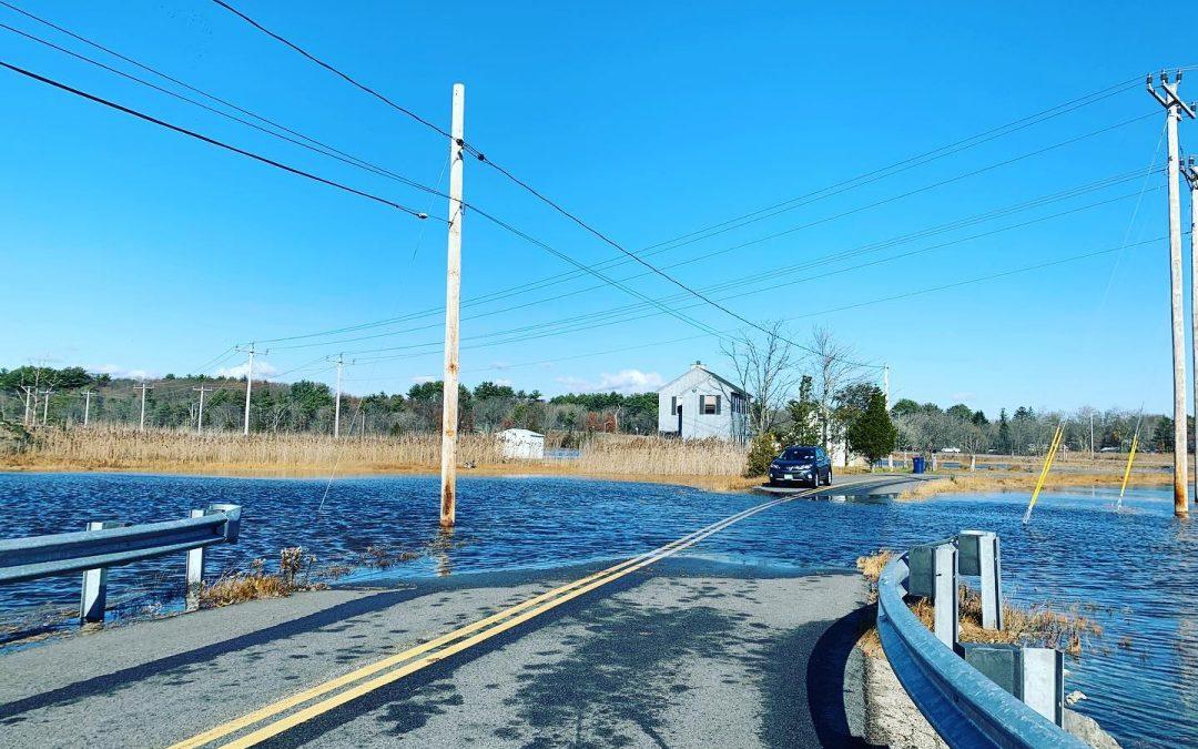 Seacoast Transportation Corridor Vulnerability Assessment and Plan