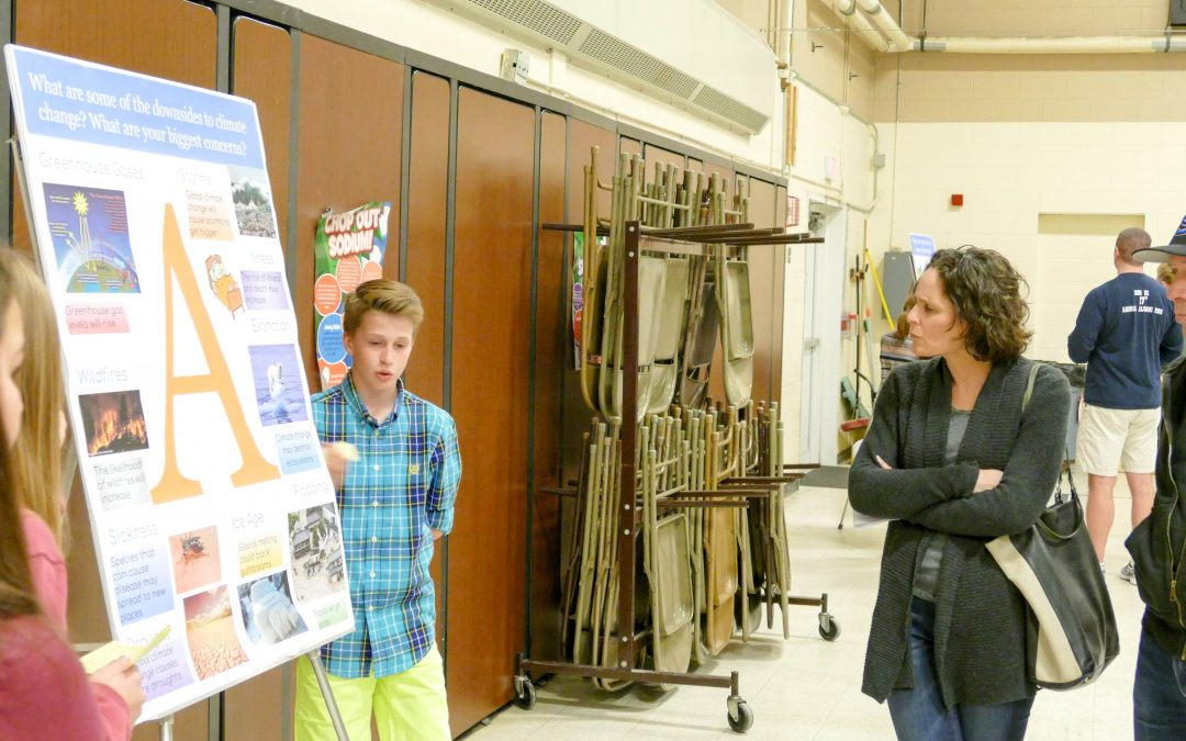 Climate in the Classroom: Oyster River Middle School II