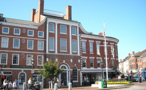 Portsmouth City Hall