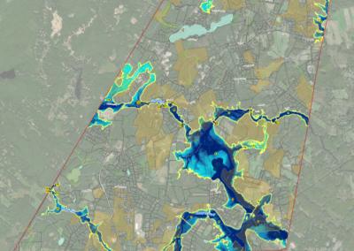 Lee Floodplain Mapping Phase II